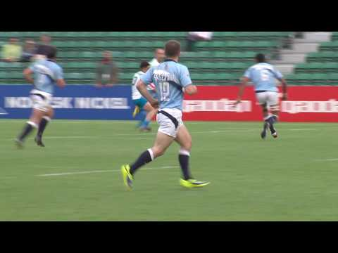 World University Championship Rugby Sevens | Interview - Italy Men