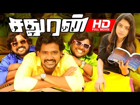 New Tamil Full Movie 2015 | Sathuran [ Full HD ] | Action Thriller Movie | Ft. Rajaj, Varsha