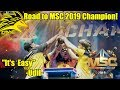 Mobile Legends - ONIC ESPORTS ROAD TO MSC 2019 CHAMPION!