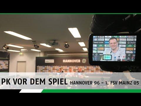 PK vor dem Spiel | Hannover 96 - FSV Mainz 05