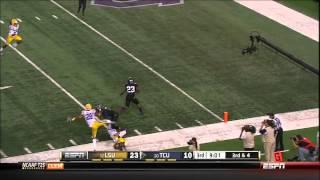 08/31/2013 LSU vs TCU Football Highlights