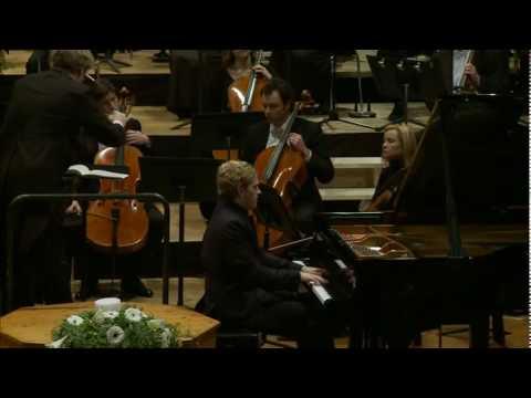Camille Saint-Saëns Piano Concerto no 2 in g minor, op. 22: Allegro scherzando