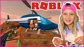 The BEST CRIMINAL ESCAPE EVER / Roblox JAILBREAK