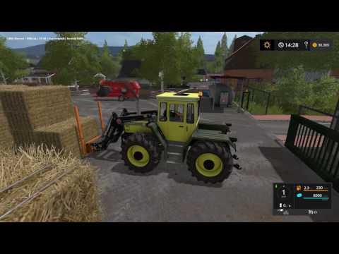 LS17 - Lossberg #072   Stroh für die Schweine   Lets Play [HD]