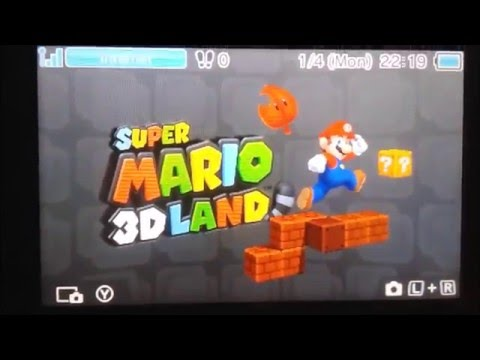 how to use cias on a 3ds
