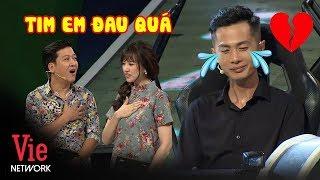 Huỳnh Phương FAP TV Cạn Lời Trước Loạt Câu Hỏi Tình Yêu Của Trường Giang l Vietalents Official