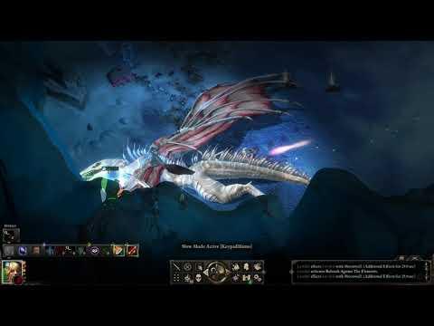Pillars of Eternity - PotD Solo Ranger- Alpine Dragon |