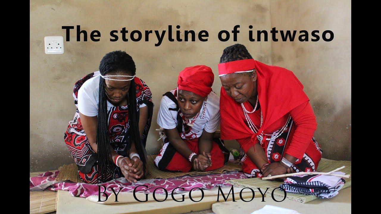 Omang? - Xhosa Sangoma by Bjorn Rudner