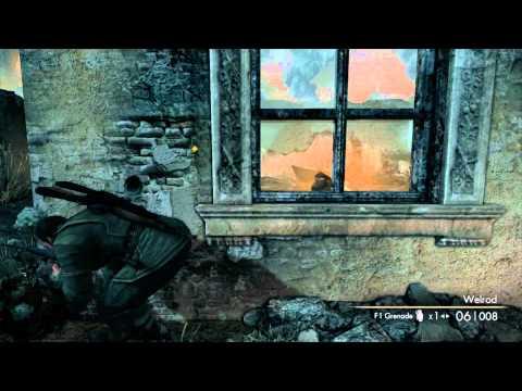 Sniper Elite v2 - Chapter 9 - Kopenick Launch Site - Part 1