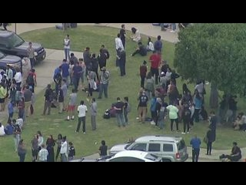 2 dead at North Lake College in apparent murder-suicide near Dallas