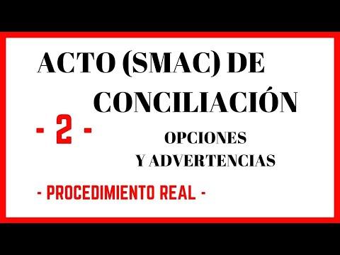 SMAC: ACUERDO LABORAL
