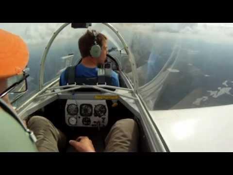 Fournier RF 5 aerobatics