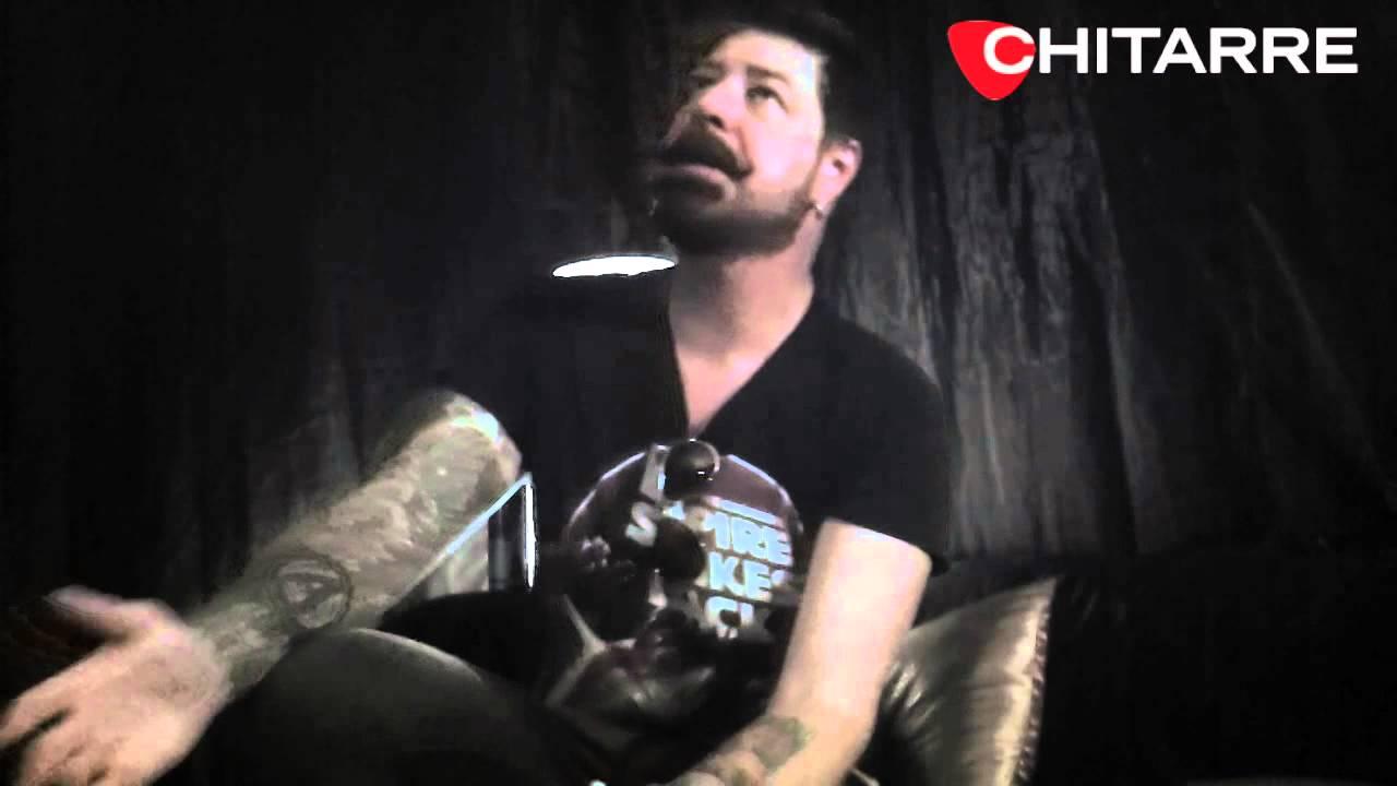 Intervista a jim root di lorenzo gandolfi youtube for Chitarre magazine