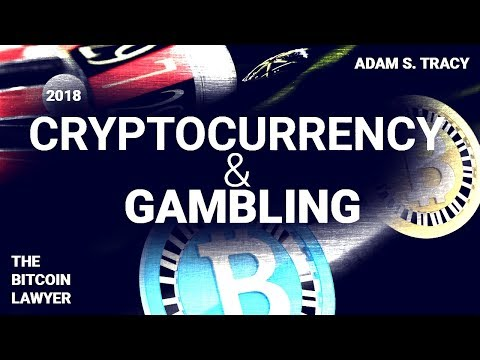Adam S. Tracy Talks Cryptocurrency & Gambling Related Venutres