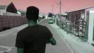South African hip hop music video