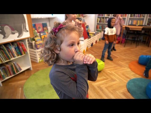 Urodziny Kubusia Puchatka 2021 w Klubie Młodego Czytelnika