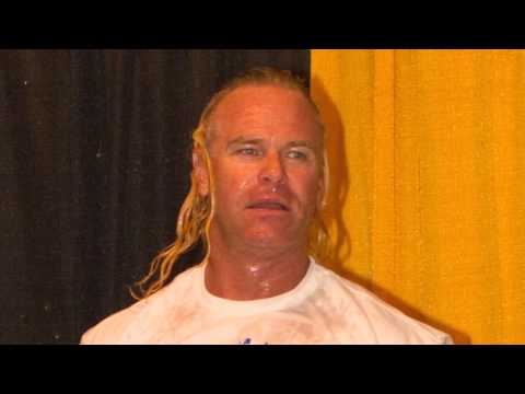 Billy Gunn shoots on Honky Tonk Man
