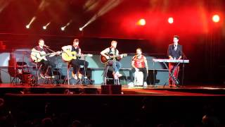 Backstreet Boys Live Concert KL Malaysia 2015 - 12. Drowning & 10,000 Promises