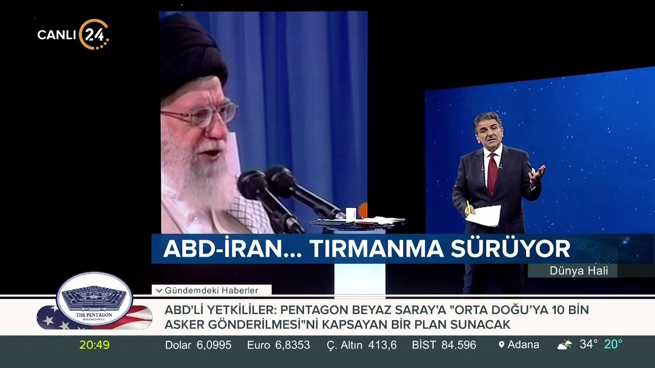 Selim Atalay ile Dünya Hali (23.05.2019)