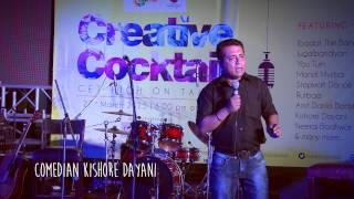 Kishore Dayani @ Creative Cocktail 7