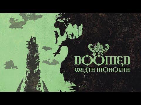DOOMED - Wrath Monolith (2015) Full Album Official (Death Doom Metal)