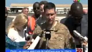 RTS1: Reportage sur le Corridor humanitaire de Ouakam