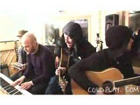 Coldplay - Last Christmas (Christmas Message 2007)
