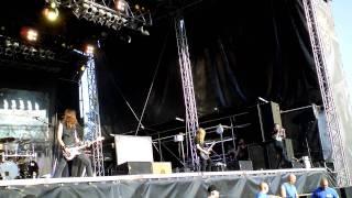 Amorphis live @ metalfest 2011 dessau germany
