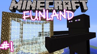 One of GamingWithJen's most viewed videos: Minecraft: Funland Amusement Park (Custom Map) Part 1