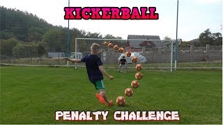 KICKERBALL PENALTY CHALLENGE