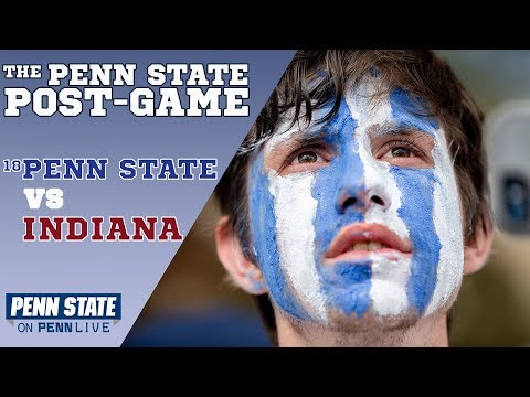Penn State-Indiana post game show