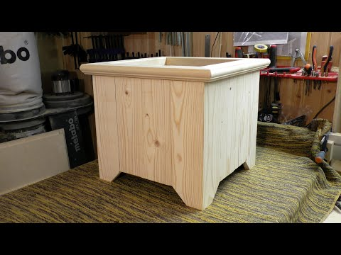 diy-modern-planter-box.-wooden-planter-box