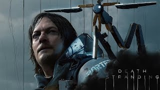 DEATH STRANDING SONG | MCS ft Patryk S.Covers - Chiralium prod Paradox
