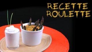 Recette : Flan aux asperges !