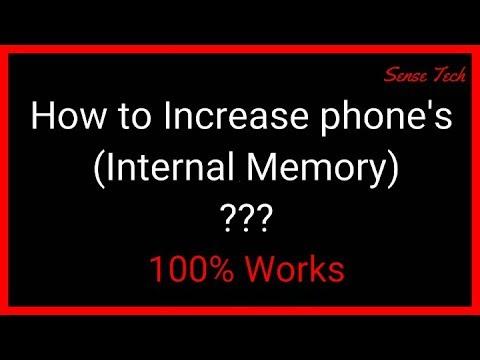 How to increase phone's 🅼🅴🅼🅾🆁🆈???| Tamil | Sense Tech |