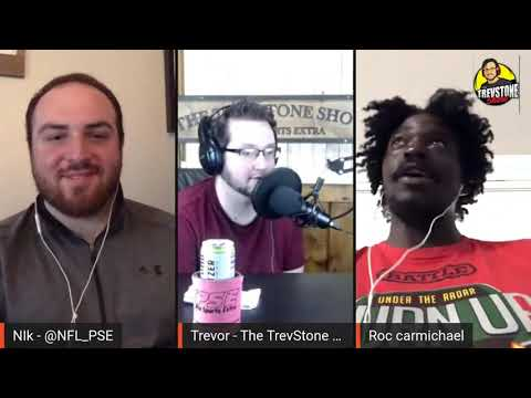 Episode 9 -The Incredible Football Story with Roc Carmichael