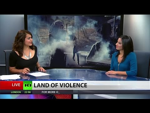 Violence in Jerusalem 'is a predictable outcome of Israel's brutal occupation' – journalist