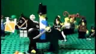 The Death of Wat Tyler (Lego)