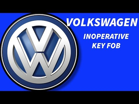 GREELEY VOLKSWAGEN|INOPERATIVE KEY FOB