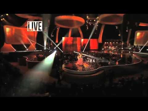 MTN SAMA 18 : Zahara's live performance Monday 30th April 2012