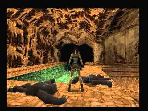 Tomb Raider I 1 Walkthrough Palace Midas