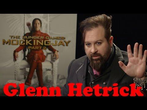 DP10: The Hunger Games, Mockingjay, Pt 2  Glenn Hetrick special makeup FX