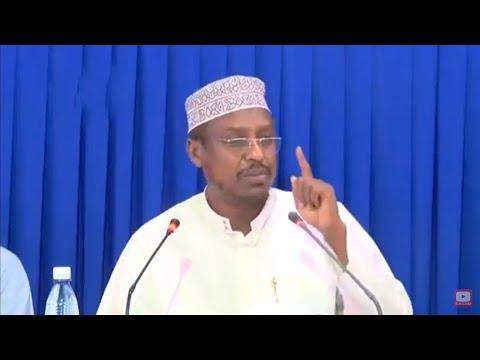 MUXAADARO CUSUB 2017 | Taariikhda Dacwada |  تاريخ الدعوة - Sh Mustafe Xaaji Ismaaciil