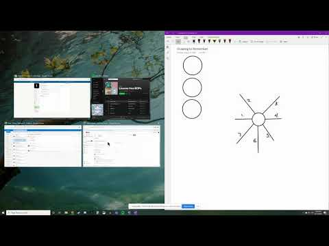 How to Snap Programs in Windows for Note Taking