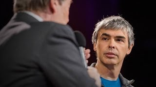Where's Google going next? | Larry Page(Onstage at TED2014, Charlie Rose interviews Google CEO Larry Page about his far-off vision for the company. It includes aerial bikeways and internet balloons ..., 2014-03-22T06:40:46.000Z)
