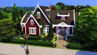 The Sims 4    Speed Build    Lilliput Lane