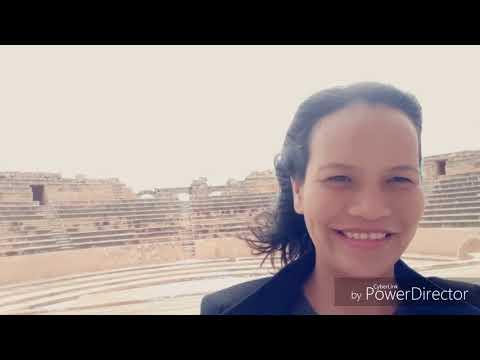Maria d' Explorer: Wonders Of Libya (Episode 2)