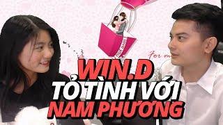 Win.D tỏ tình với Nam Phương trong ngày Valentine !? | CHƠI GAME VỚI GÁI CÙNG WIN.D