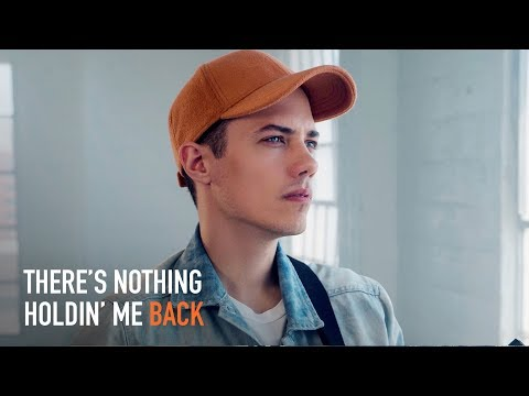Thumbnail: SHAWN MENDES - There's Nothing Holdin' Me Back [English + Spanish]