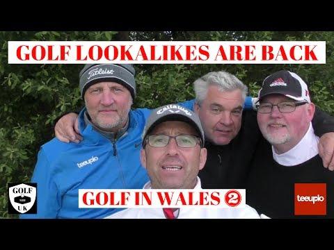 GOLF LOOKALIKES ARE BACK IN WALES-GOLF VLOGS UK-TEEUPLO-ALAN-JASON-GOLF-MATCH